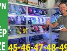 Shop giày ngoại cỡ giao hàng siêu tốc cả nước trong 48h
