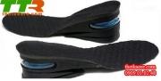 Lót giày tăng chiều cao mặt nhung 3 tầng L01
