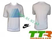 Áo Nike Dri Fit white clouds NDC444