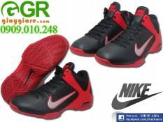 Giày Bóng Rổ Nike Air Visi Pro 4 Chính hãng Đen Đỏ  VSP41