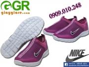 Giày Thể Thao Thời Trang Nữ Nike Trắng Tím NN070