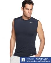 Áo Nike Sát Nách Đen ASN23