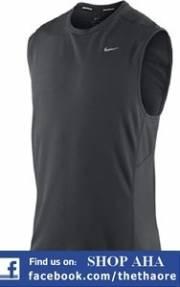 Áo Nike Gym Sát Nách Xám ASN26