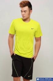 Áo Thể Thao Nike Không Cổ Màu Chuối TC053
