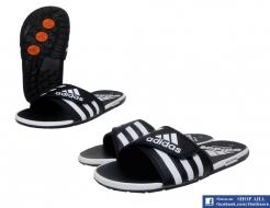 Dép Adidas Super Cloud Lumix Dark Black DLG24
