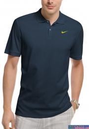 Áo Nike Tennis Dri Fit PoLo Xanh Đậm DRF47