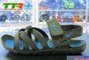 Sandal Nam Nike Sport đen xanh dương SDN002