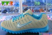 Giày Nike Super Light nam Xám Xanh Dương NK086