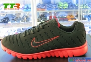 Giày  Nike Pega Super Light Nam Đen Đỏ NK085