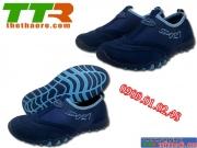 Giày Chạy Bộ Nữ Hama Sport Xanh đậm HM03