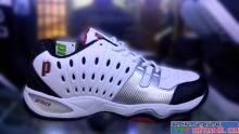 Giày Tennis Nam Prince Trắng đen TP28