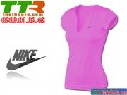 Áo Thể Thao Nữ Nike Hồng ATT02