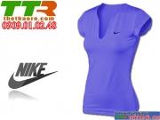 Áo Thể Thao Nữ Nike Tím ATT06