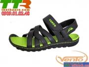 Sandal Ultimax XK Nam Dây Chéo Xanh chuối VT051