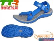 Sandal Mega XK Nữ Xám Xanh Dương VT055