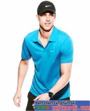 Áo Nike Dri-fit Xanh Lơ DRF045