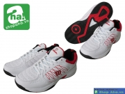 Giày tennis nữ Wilson trắng đỏ TNN022
