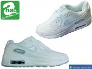 Giày thể thao nữ AIR trắng NA017