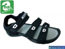 Sandal nike 3 quai đen trắng SDN045