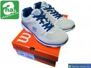 Giày thể thao nam Wilson trắng xanh dương W01