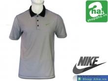 Áo Nike Golf Nam Đen Sọc NGN11