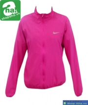 Áo khoác thể thao nữ hồng AKN01