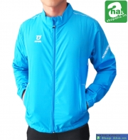 Áo khoác thể thao nam  proning xanh dương AQT101