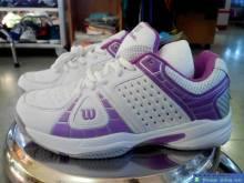 Giày Tennis Nữ Tím W072