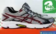 Giày Asics size lớn màu xám bạc GSL063