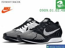 Giày Thể Thao Nike Nam Nữ Đen Trắng GTT125