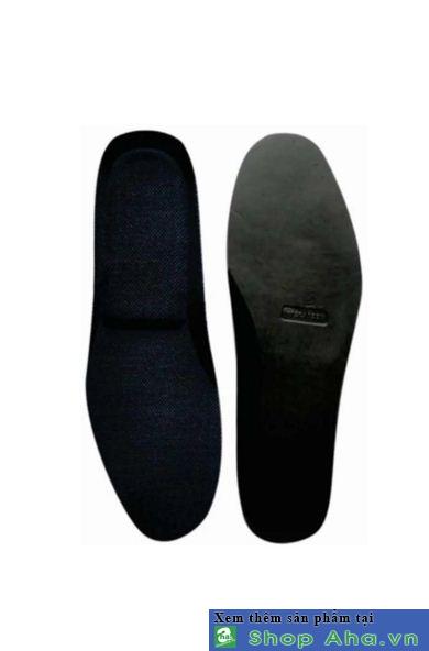 Lót giày thể thao thông minh Xám Đen GAG04