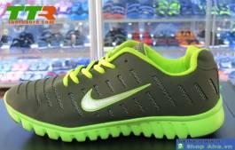 Giày Nike Super Light nữ Xám Xanh Chuối NK88