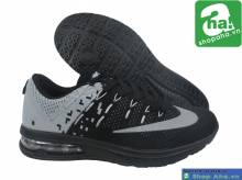 Giày Thể Thao Nam Đen NQ017
