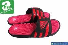 Dép Adidas Massage Đỏ Hồng DMA03