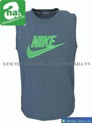 Áo Thể Thao Không Tay Nike Nam Xám Xanh ATG05GG