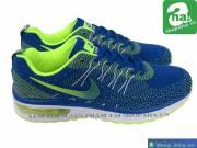Giày Thể Thao Size Lớn Nike Air Xanh LLĐ02