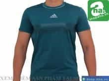 Áo Thể Thao Nam Adidas Xanh AAT12