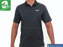 Áo Golf Xọc Đen HA12