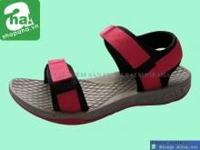 Sandal Nữ Xám Hồng Tươi SD4