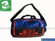 Túi thể thao, tập Gym đen xanh Nike BL13