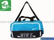 Túi thể thao, tập GYm xanh biển đen Nike BL14