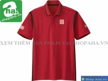 Áo Thể Thao Thời Trang Uniqlo Đỏ DBM06