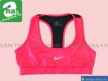 Áo Yoga - tập gym - aerobic hồng tươi YGMM4