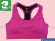 Áo Yoga - tập gym - aerobic hồng tím YGMM6