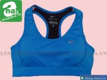 Áo Yoga - tập gym - aerobic xanh dương  YGMM7