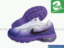 Giày Thể Thao Nữ Tím Trắng TNN22