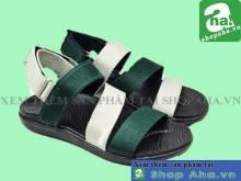 Giày Sandal Nữ Đen Trắng  SHDA22