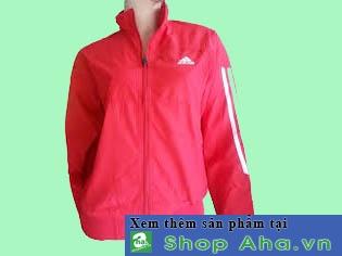 Áo khoác nữ thể thao hồng DATT18