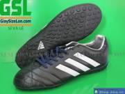 Giày Đá Banh Size Lớn Đen Trắng DSB11