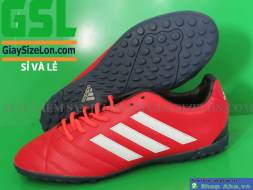 Giày Đá Banh Size Lớn Đỏ DSB15